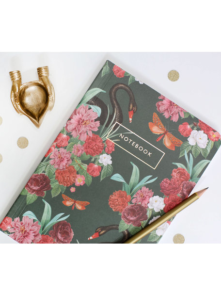 Creative Lab Amsterdam Wild Roses Notebook per 6
