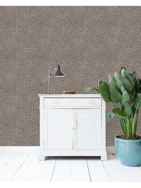 Creative Lab Amsterdam Rocky Leopard Wallpaper