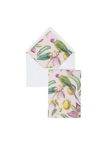 Botanic Garden Greeting Card - per 6