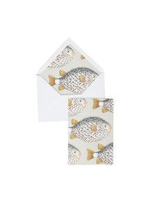 My Big Fat Fish Greeting Card - per 6