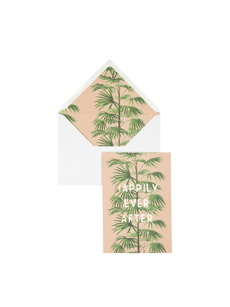 To the Top Greeting Card - Happily Ever After - per 6