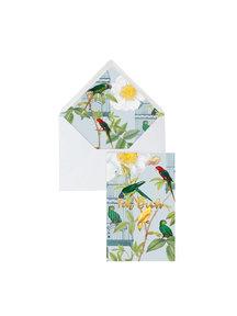 Creative Lab Amsterdam Bird Cage Greeting Card - Für Dich - per 6