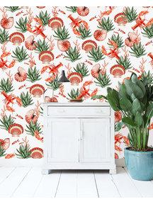 Fruits de Mer Wallpaper