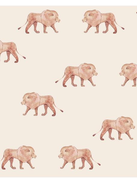 Creative Lab Amsterdam Safari King Wallpaper