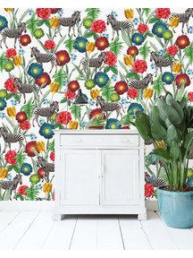 Happy Poppy Wallpaper