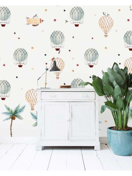 Little Balloon Wallpaper