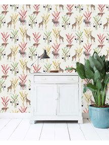Color Palm Wallpaper