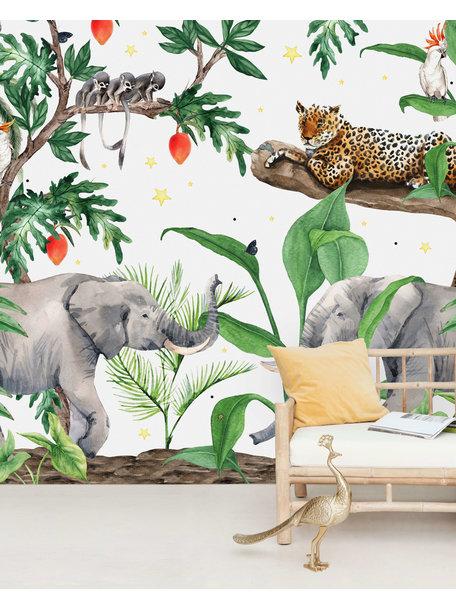 Creative Lab Amsterdam Ravi Mural