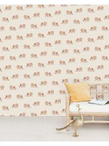 Creative Lab Amsterdam Safari King Mural