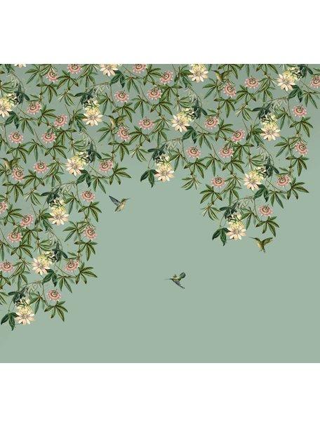 Creative Lab Amsterdam Passionate Colibri Mural