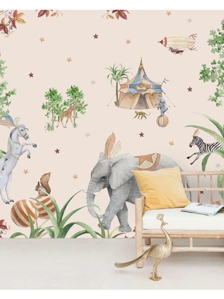 Creative Lab Amsterdam Elephant Mural