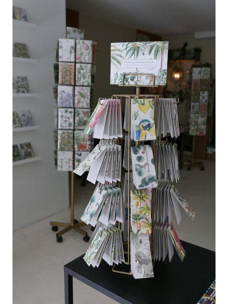 Creative Lab Amsterdam Flower Card Spinner