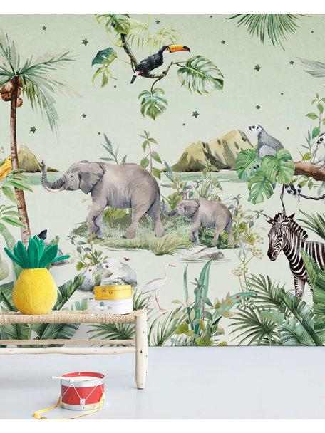 Creative Lab Amsterdam Anouk Hoogendijk Wallpaper Mural