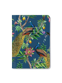 Creative Lab Amsterdam Passion Peacock Notebook - per 6