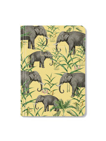 Creative Lab Amsterdam Oscar the Elephant Notebook - per 6