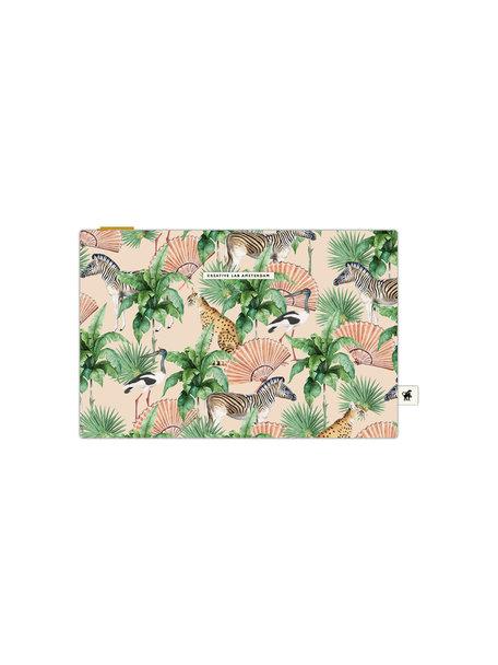 Sweet jungle Pencil Case - per 6