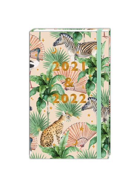 Creative Lab Amsterdam Sweet Jungle Planner- per 6