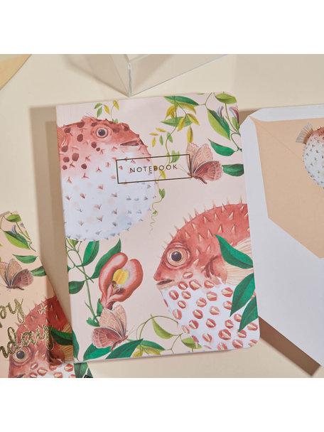 Creative Lab Amsterdam Blow Up Notebook - per 6