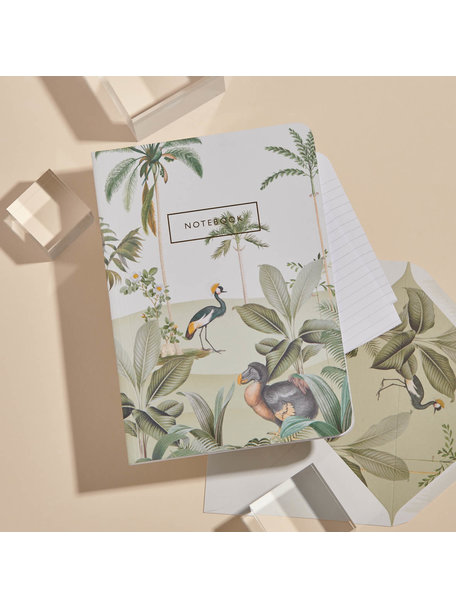 Creative Lab Amsterdam Dodo Oasis Notebook - per 6
