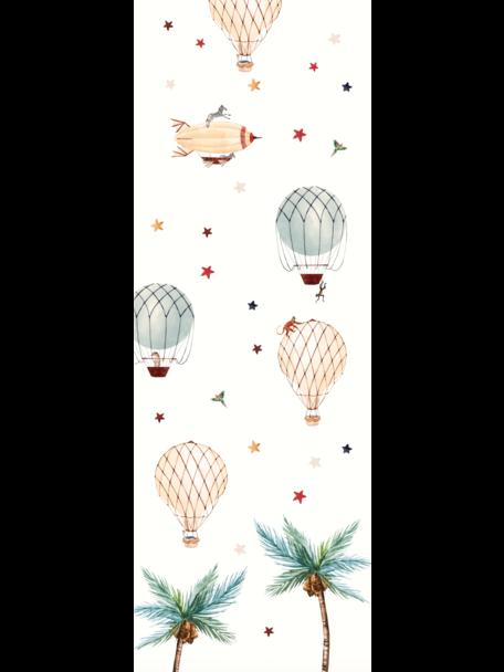 Creative Lab Amsterdam Little Balloon Wallpaper Mural
