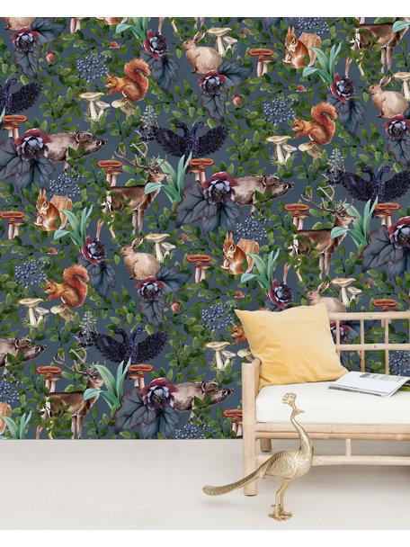 Creative Lab Amsterdam Oh Deer Wallpaper Mural