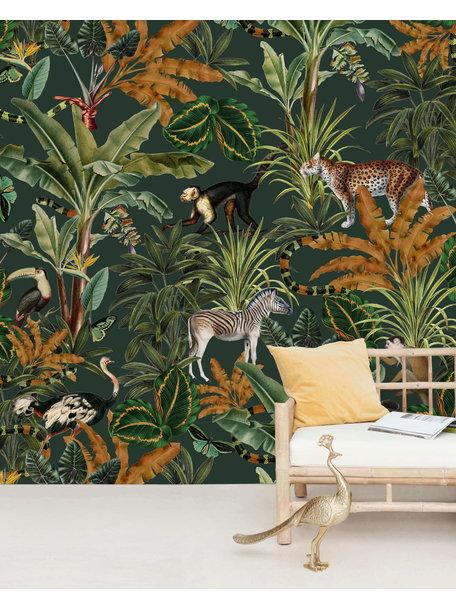 Creative Lab Amsterdam Oh La Lot - Mighty Wallpaper