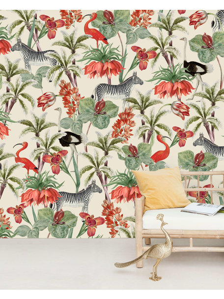Creative Lab Amsterdam A New Chapter Wallpaper Mural