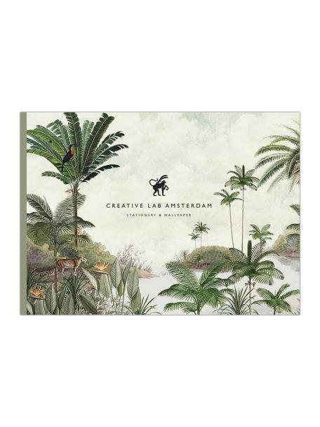 Creative Lab Amsterdam Wallpaper Sample Book collection 2021/2022