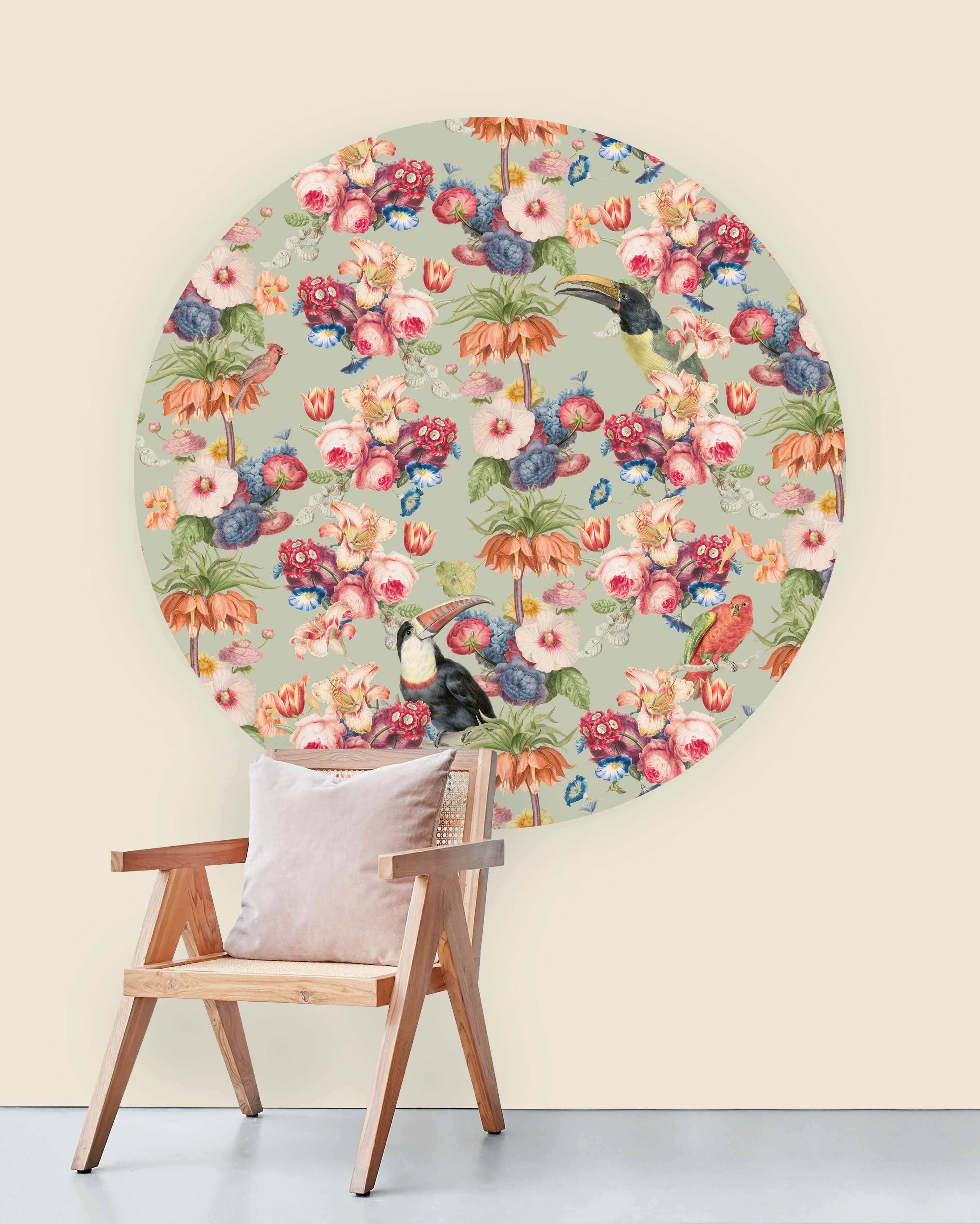 Once upon a time Wallpaper Circle