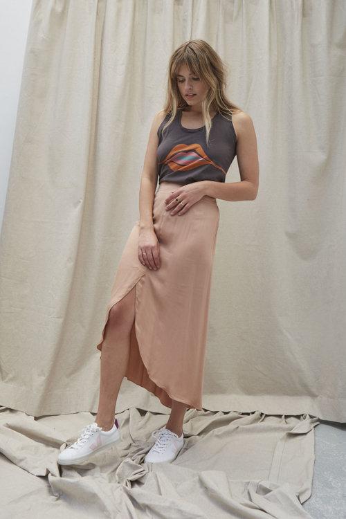 Juna solid skirt