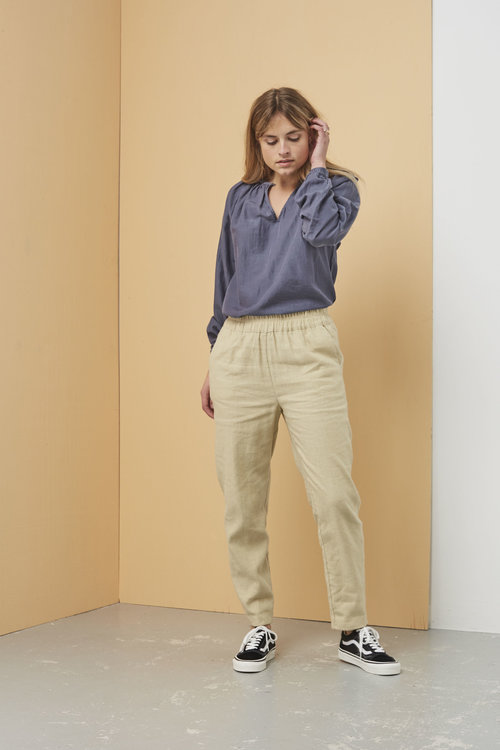 Ruby Tuesday Berniss Blouse Grisaille