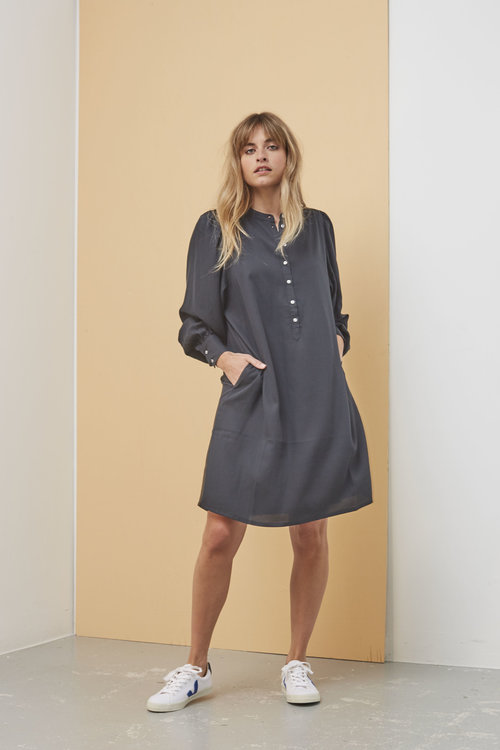Ruby Tuesday Rae Dress Anthracite