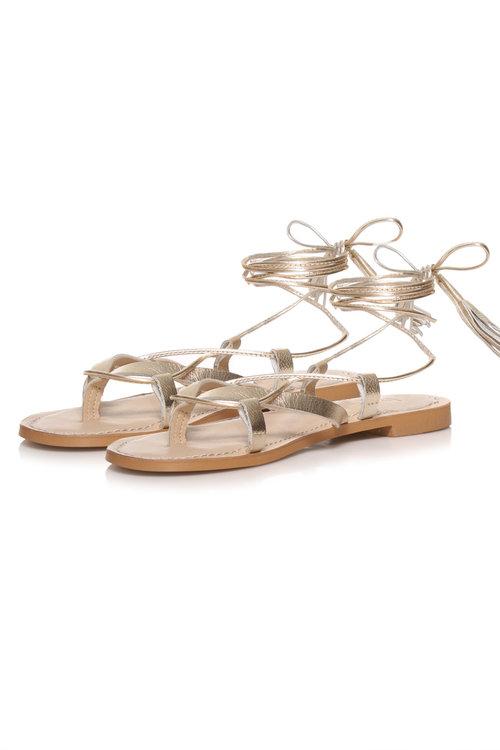 Ivylee Elvira sandal metallic