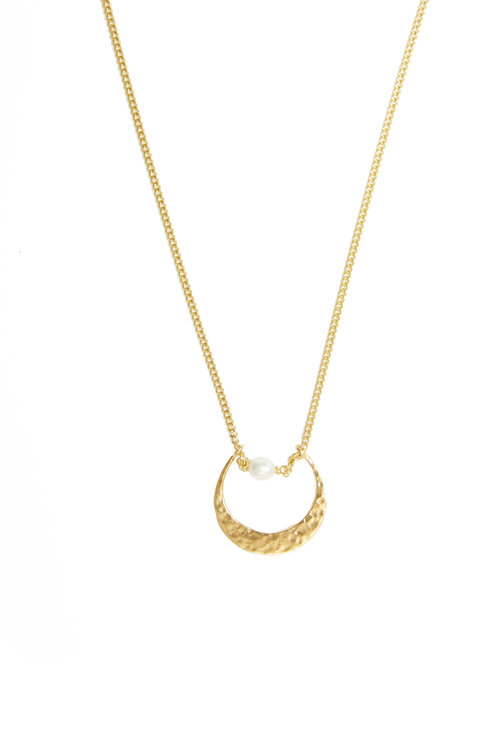 Mimi et Toi Clarice necklace gold