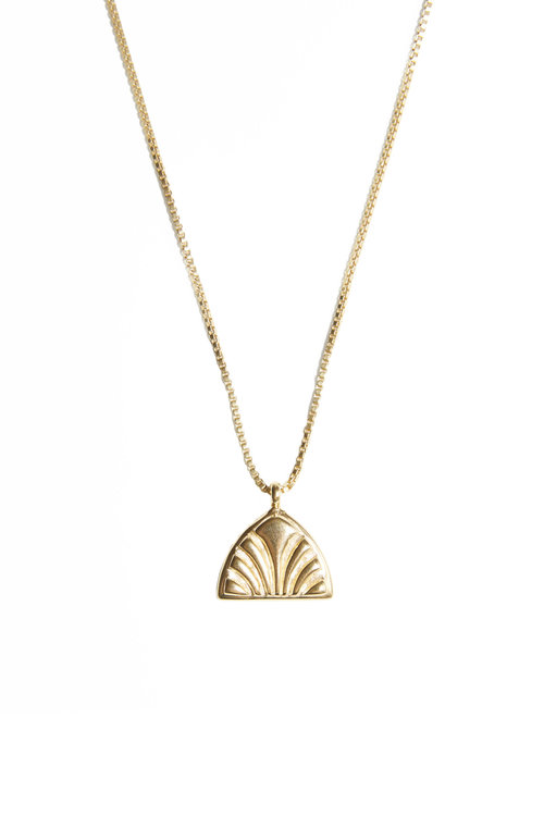 Victoire Necklace gold