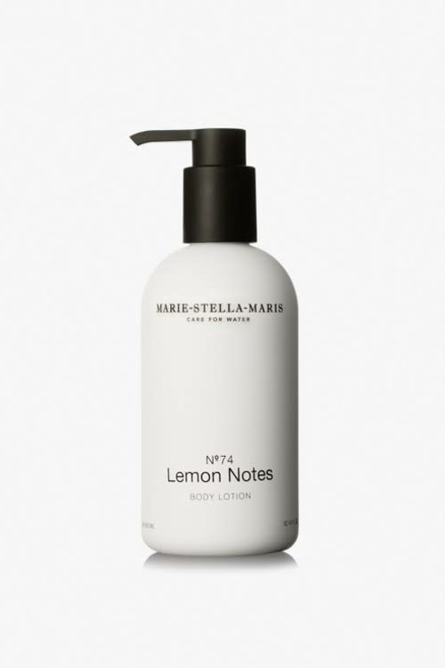 Marie Stella Maris Lemon Notes Bodylotion