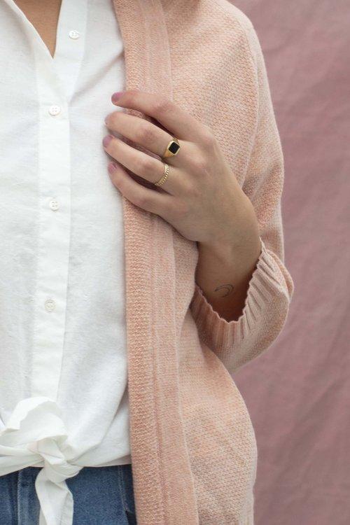 Lesli cardigan Pink Blush