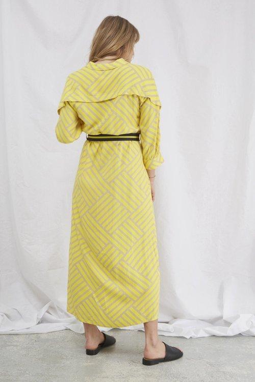 Alicia Florenta Ankle Dress