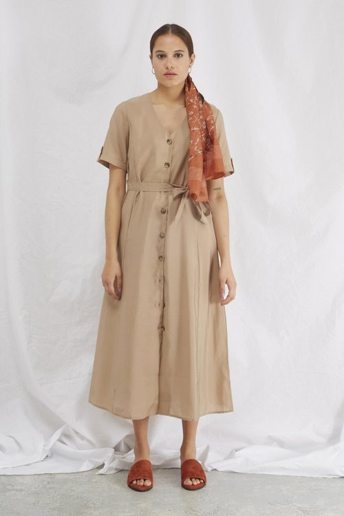 Arienne Dress Dune