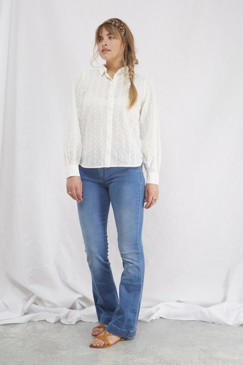Selected Femme Vienna Blouse