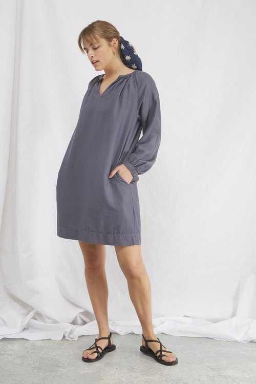 Ruby Tuesday Berniss Dress Grisaille