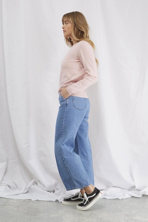 Jenner Cropped Jeans