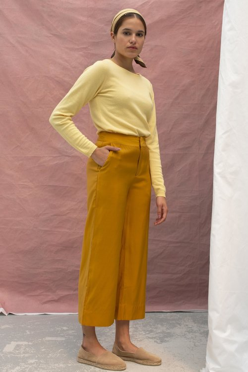 Gestuz Arienne Culotte Yellow