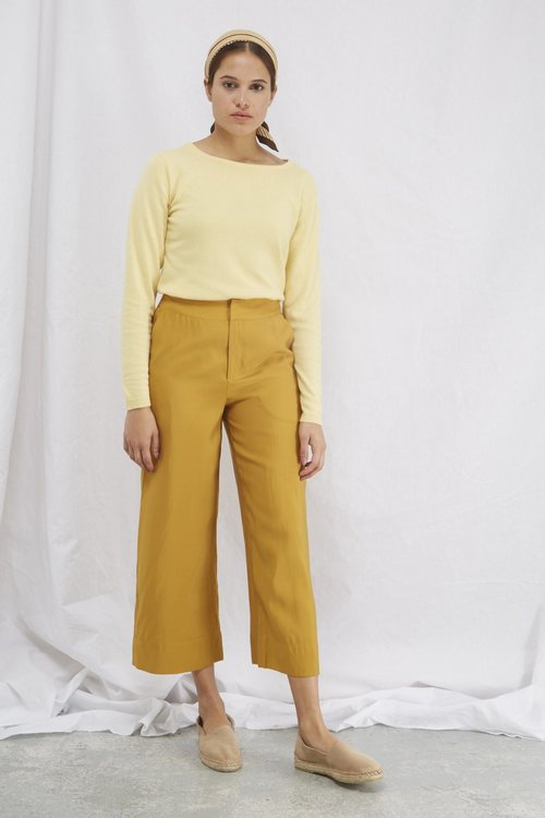 Resort Finest Forte Pullover Yellow