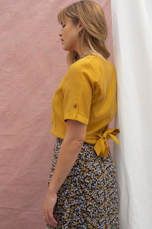 Arienne Shirt Yellow