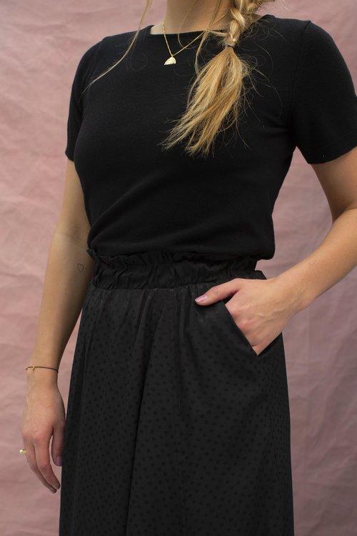 Lido Pullover Short Black