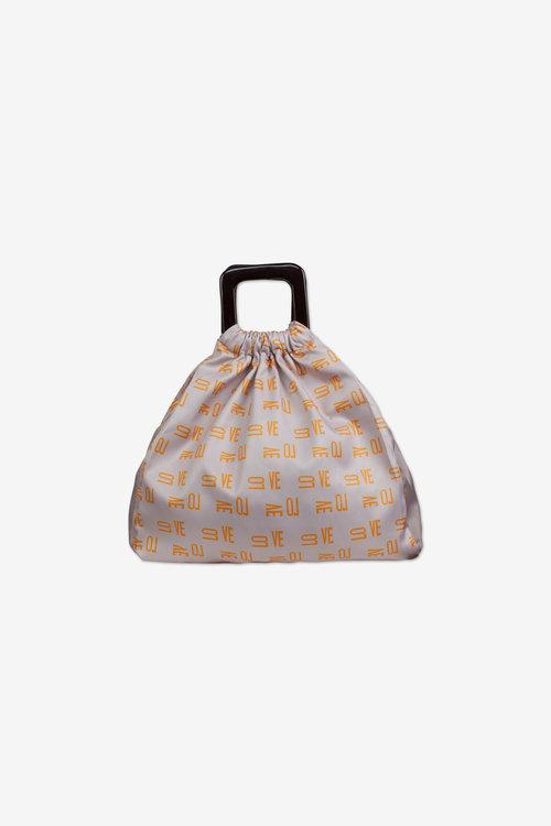 Kinu Orange Lov Bag