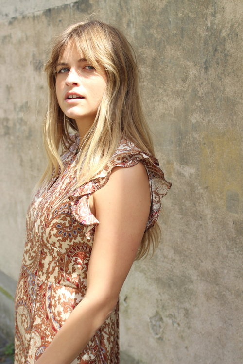 Aeron Dress