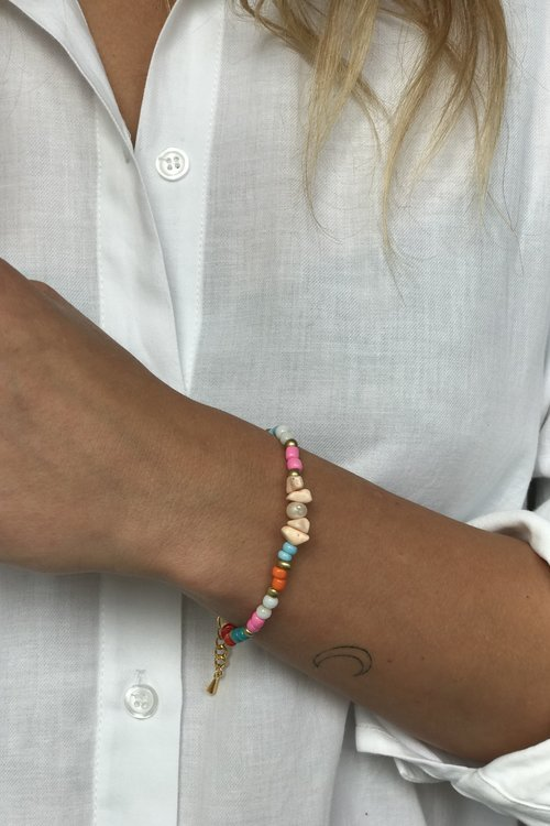 Multicolor Reef Bracelet