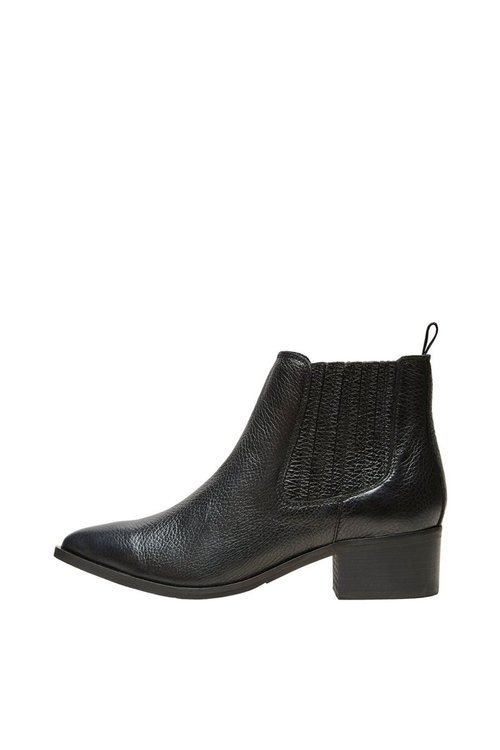 Elena New Leather Boot